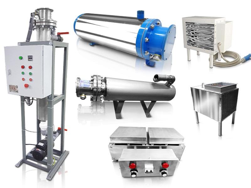 Equipos Industriales de Calefaccion