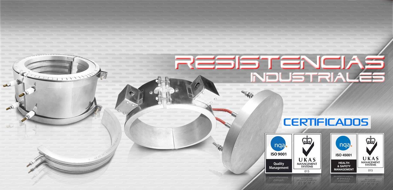 Resistencias Blindada en aluminio